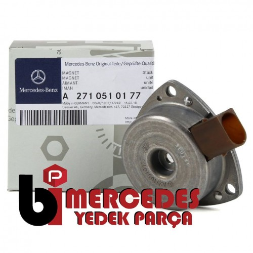 A2710510177 Mercedes C Serisi W204 C200 Kompressor Eksantrik Ayar Manyetik Valfi
