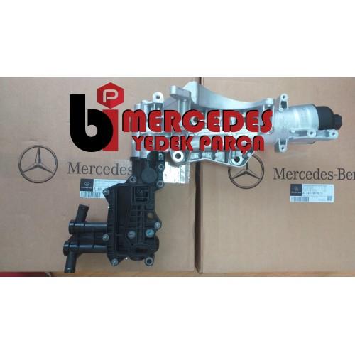 A6261800011 Mercedes W205 Yağ Soğutucu Gövdesi Contalı ( Soğutucu Hariç )